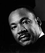 "Dr. Martin Luther King: ""We as a people will get to the Promised Land."""